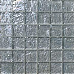 Onde 48x48 Grigio Q | Glass mosaics | Mosaico+