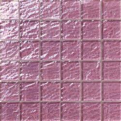 Onde 48x48 Lilla Q | Mosaïques verre | Mosaico+