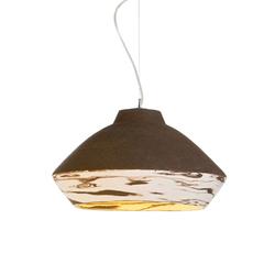 Matera nera | Suspended lights | ILIDE