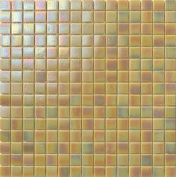 Perle 20x20 Beige | Glas-Mosaike | Mosaico+