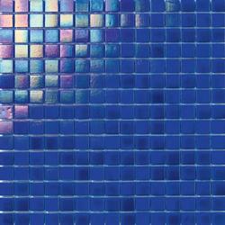 Perle 20x20 Blu Elettrico | Mosaïques en verre | Mosaico+