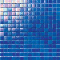 Perle 20x20 Celeste | Glass mosaics | Mosaico+