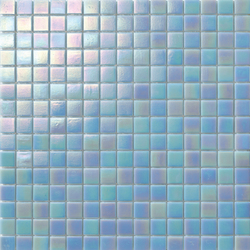 Perle 20x20 Carta da Zucchero | Glass mosaics | Mosaico+