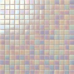 Perle 20x20 Avorio | Mosaïques verre | Mosaico+