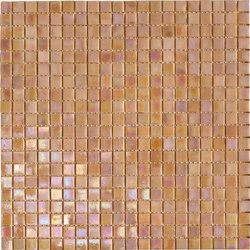 Perle 15x15 Rosa Antico | Mosaïques verre | Mosaico+