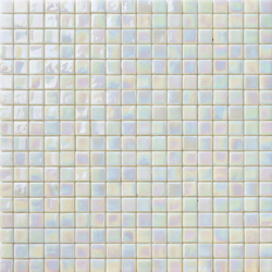 Perle 15x15 Madreperla | Glass mosaics | Mosaico+