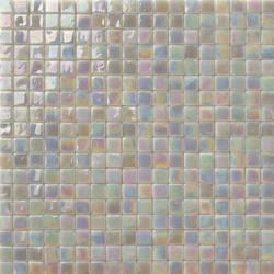 Perle 15x15 Grigio | Glass mosaics | Mosaico+