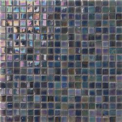 Perle 15x15 Grigio S | Glass mosaics | Mosaico+