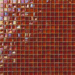 Perle 15x15 Rubino | Mosaïques verre | Mosaico+