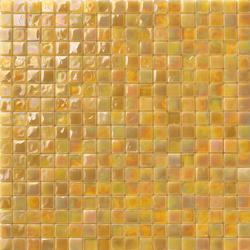 Perle 15x15 Senape | Mosaïques verre | Mosaico+