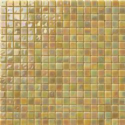 Perle 15x15 Miele | Mosaïques verre | Mosaico+