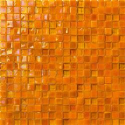Perle 15x15 Arancio | Mosaics | Mosaico+
