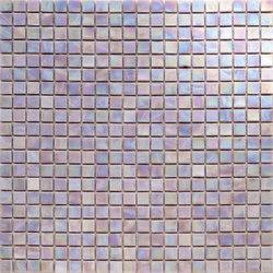 Perle 15x15 Opale | Mosaïques verre | Mosaico+