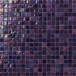 Perle 15x15 Viola | Glass mosaics | Mosaico+