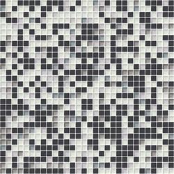 Sfumature 10x10 Cenere | Glass mosaics | Mosaico+