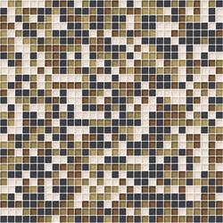 Sfumature 10x10 Senape | Glass mosaics | Mosaico+