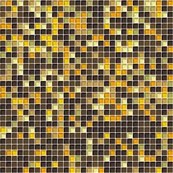 Sfumature 10x10 Ambra | Glass mosaics | Mosaico+
