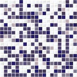 Sfumature 15x15 Malva | Mosaicos de vidrio | Mosaico+