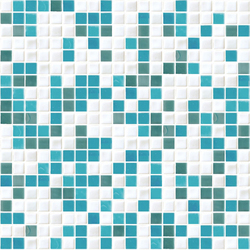 Sfumature 15x15 Aria | Glass mosaics | Mosaico+