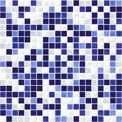 Sfumature 15x15 Iris | Glass mosaics | Mosaico+