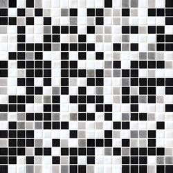 Sfumature 15x15 Pepe | Glass mosaics | Mosaico+