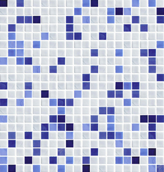 Sfumature 15x15 Light Blu | Glass mosaics | Mosaico+