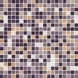 Sfumature 15x15 Sunset | Glass mosaics | Mosaico+