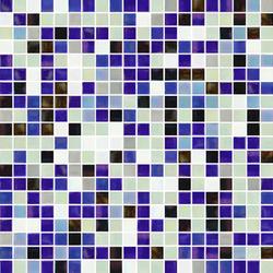Sfumature 15x15 Sky | Glass mosaics | Mosaico+