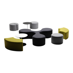 Molecule | Seating islands | La Cividina