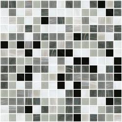Sfumature 20x20 Vittoria | Glass mosaics | Mosaico+
