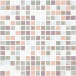 Sfumature 20x20 Giunone | Glass mosaics | Mosaico+