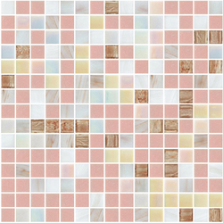 Sfumature 20x20 Mercurio | Glass mosaics | Mosaico+
