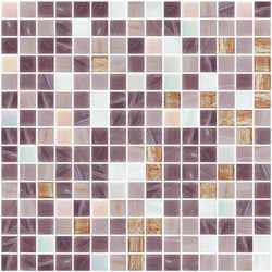 Sfumature 20x20 Cerere | Glass mosaics | Mosaico+