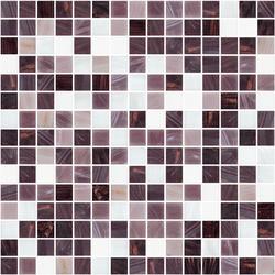 Sfumature 20x20 Bacco | Mosaïques verre | Mosaico+