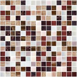 Sfumature 20x20 Vulcano | Mosaïques en verre | Mosaico+