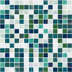 Sfumature 20x20 Minerva | Glass mosaics | Mosaico+