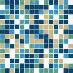 Sfumature 20x20 Tellus | Mosaïques en verre | Mosaico+
