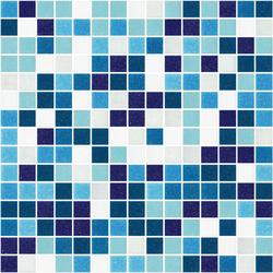 Sfumature 20x20 Nettuno | Glass mosaics | Mosaico+