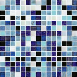 Sfumature 20x20 Venere | Glass mosaics | Mosaico+