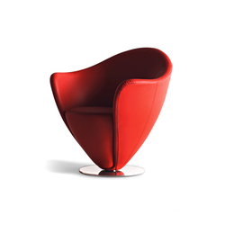 Mon Petit Coeur | Lounge chairs | La Cividina