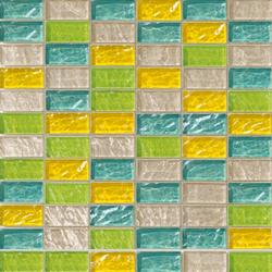 Sfumature 23x48 Vaniglia | Mosaïques en verre | Mosaico+
