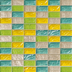 Sfumature 23x48 Vaniglia | Mosaics | Mosaico+