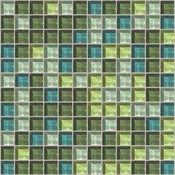 Sfumature 23x23 Pistacchio | Glass mosaics | Mosaico+