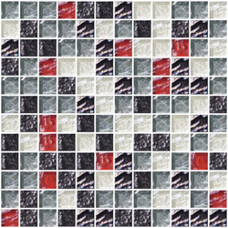 Sfumature 23x23 Coriandolo | Mosaici in vetro | Mosaico+