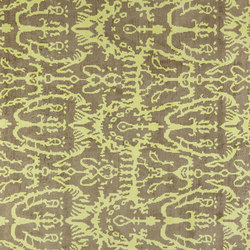Vivid Vol. I coffee brown sulphur spring | Rugs / Designer rugs | Miinu