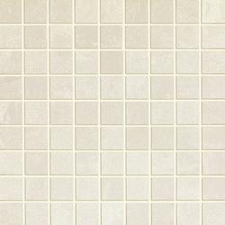 Sistem N Neutro Bianco Mosaico | Mosaike | Marazzi Group