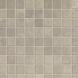 Sistem N Neutro Sabbia Mosaico | Ceramic mosaics | Marazzi Group