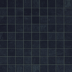 Sistem N Neutro Nero Mosaico | Mosaïques céramique | Marazzi Group