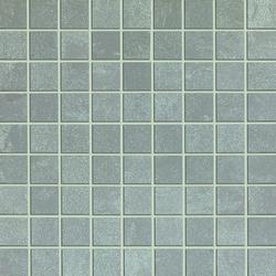 Sistem N Neutro Grigio Medio Mosaico | Ceramic mosaics | Marazzi Group