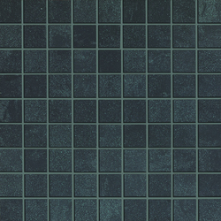 Sistem N Neutro Grafite Mosaico | Mosaïques céramique | Marazzi Group
